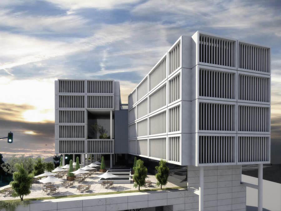 ساختمان تجاری تهرانپارس