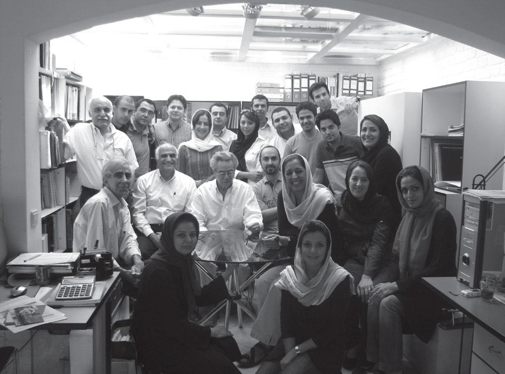 اعضای شارستان